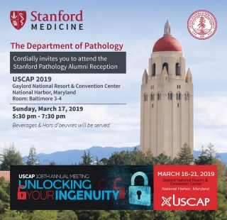 USCAP 2019 Pathology Alumni Reception | Department of Pathology