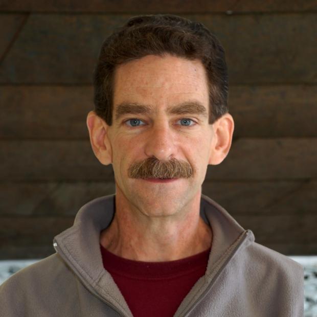 Portrait of Jeffrey Axelrod