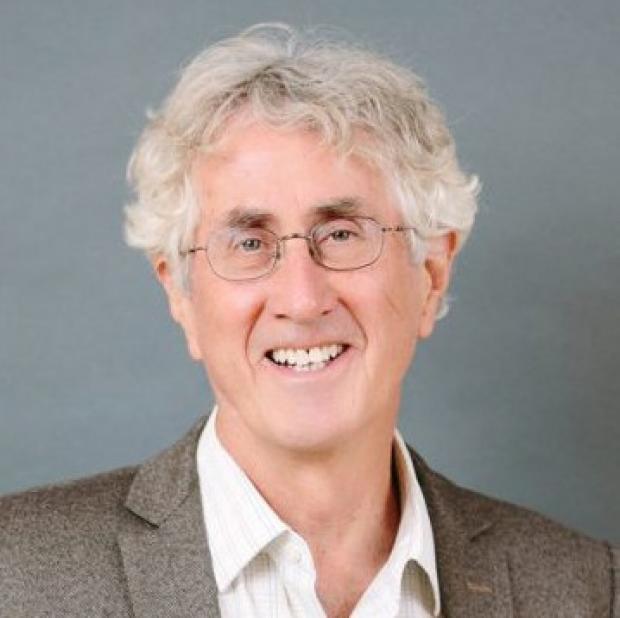 Portrait of Gerald Crabtree
