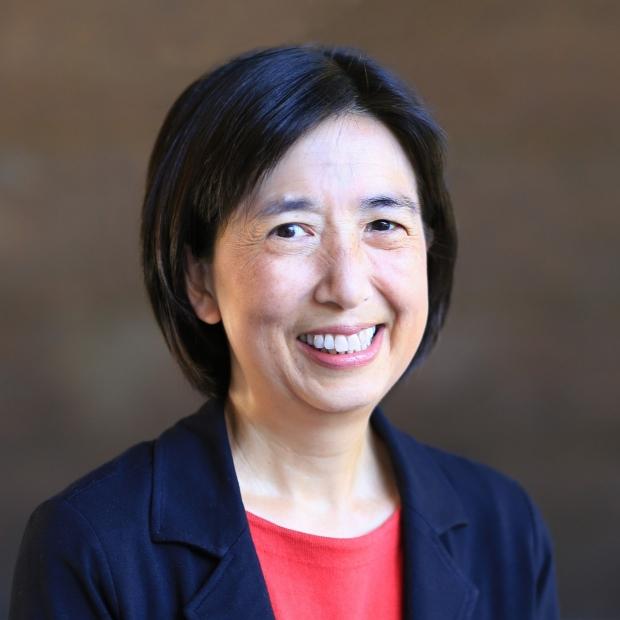 Dr. Christina Kong, recipient of the Denise O