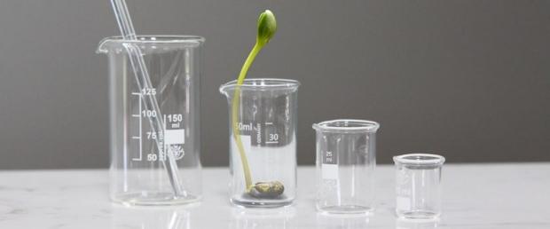 Research beakers