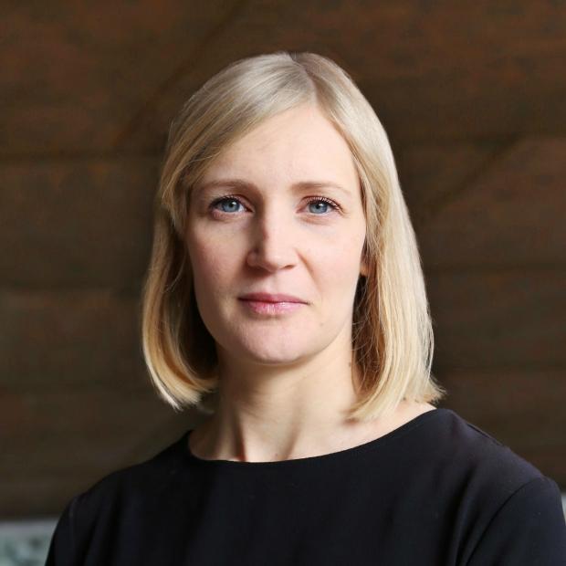 Photo of Katrin Svensson, Stanford Pathology