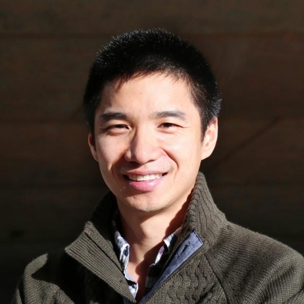 Photo of Jonathan Long, Stanford Pathology