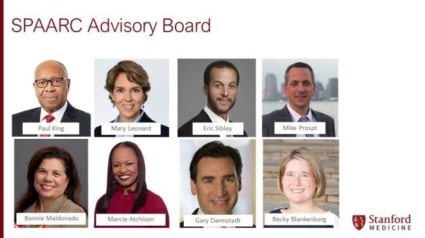 SPAARC Advisory Board