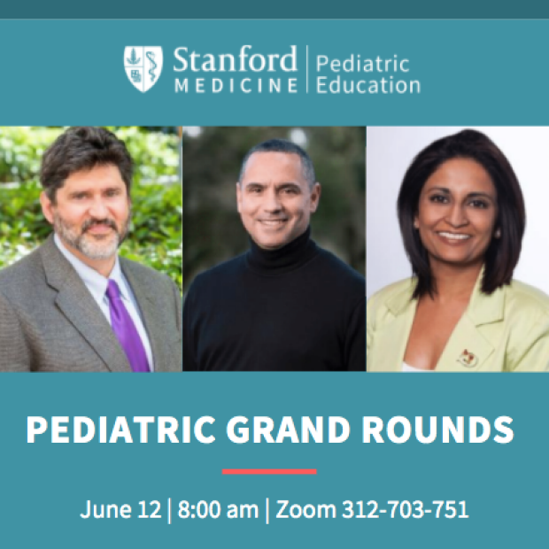 Pediatric Grand Rounds Webinar (CME): What's on Kids' Minds: Addressing Mental Health Needs and Challenges During a Pandemic