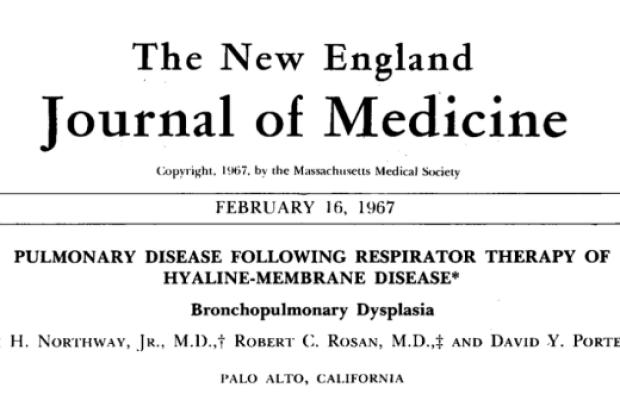 New England Journal First BPD