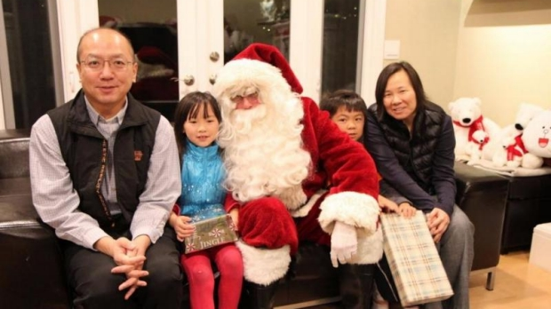 Nanci Yuan Family
