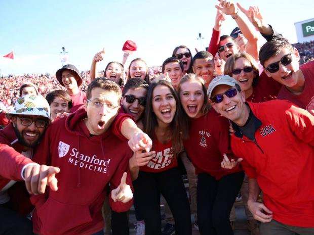 stanford medicine alumni game