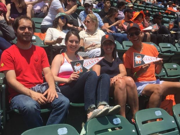 Fellowship Baseball Game Day