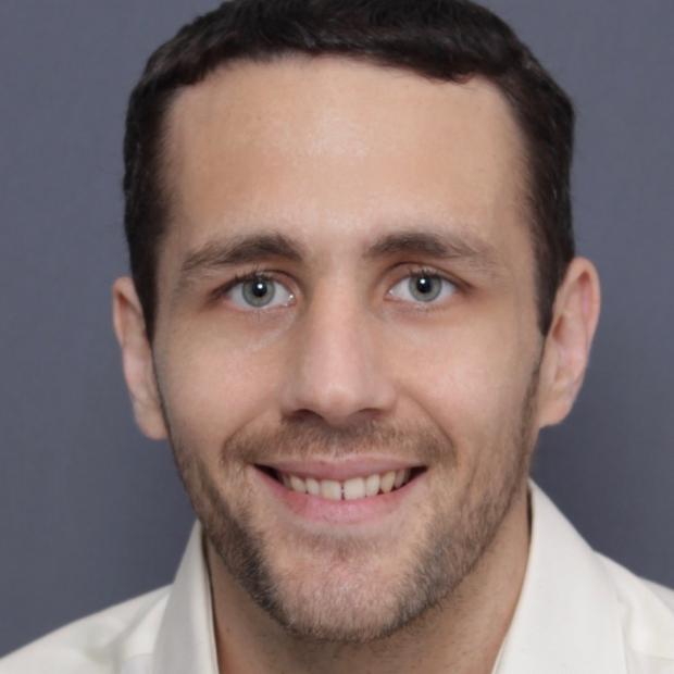 Pascal Geldseter headshot