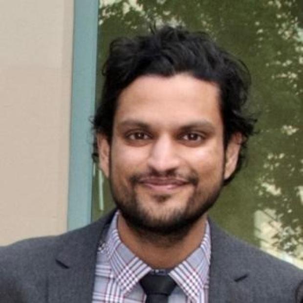Rishee Jain headshot