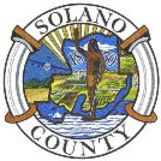 Solano County Department Public Health logo