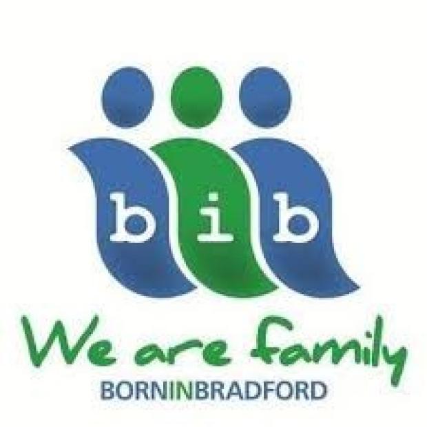 Born in Bradford logo