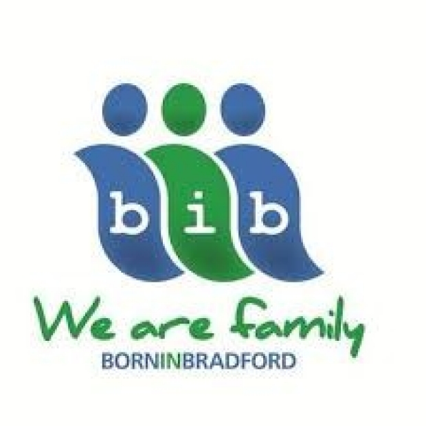Born in Bradford logo
