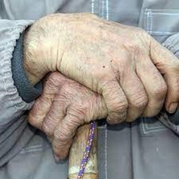 Aging Hands Photo Credit Newsweek.com