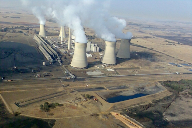 power plant south africa