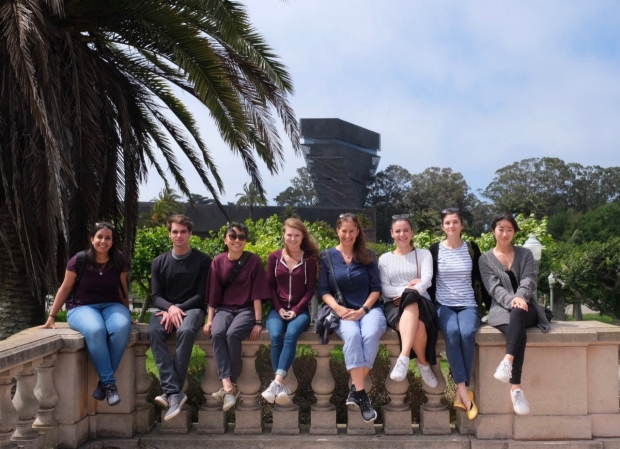 Poston Lab at the California Academy of Sciences - July 2019