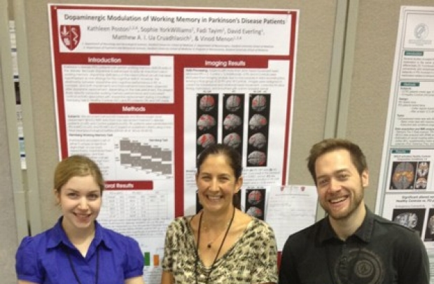 Presenting research at the Human Brain Mapping 2013 Annual Meeting