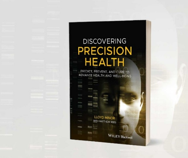 Discovering Precision Health Book Cover