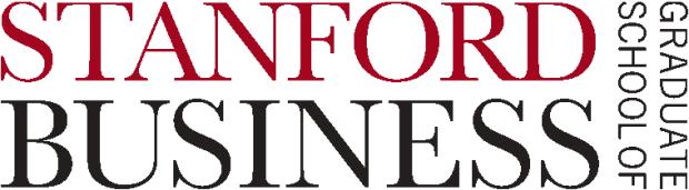 Stanford Graduate School of Business logo