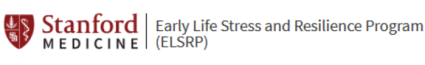 Early Life Stress and Pediatric Anxiety Program logo
