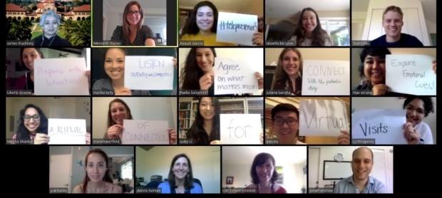 Stanford TelePresence 5 Team