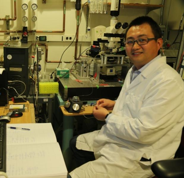 Haifeng Shu MD, PhD: Visiting Scholar