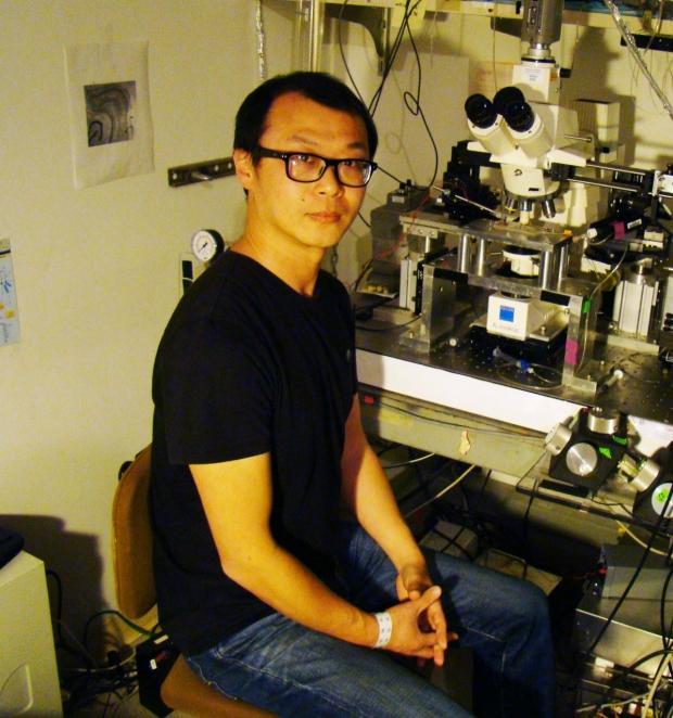 Feng Gu: Postdoctoral Fellow