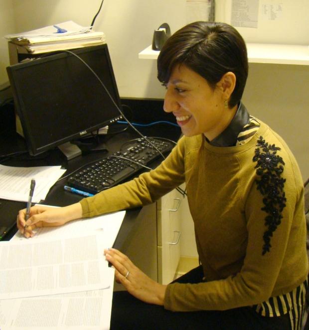 Belen Pérez, Postdoctoral Fellow