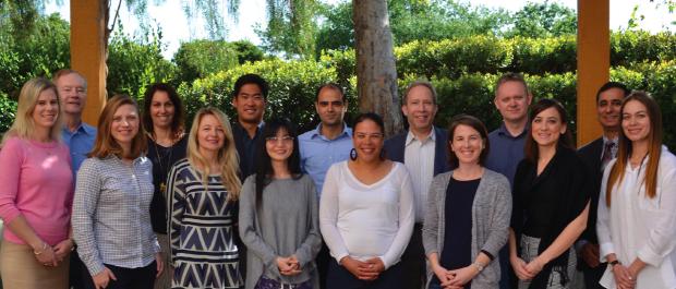team photo - Division of Interdisciplinary Brain Sciences