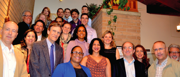 team photo - Division of Public Mental Health and Population Sciences