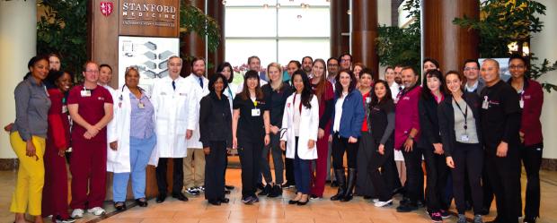 team photo - Division of Sleep Medicine