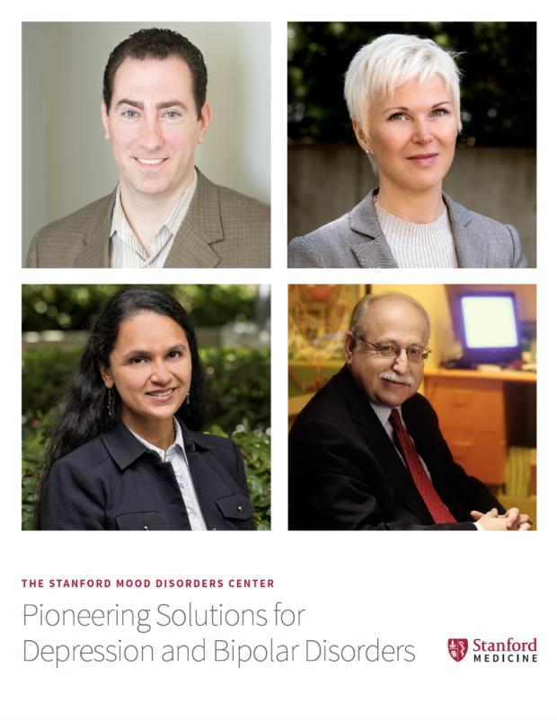 Mood Disorders Center brochure