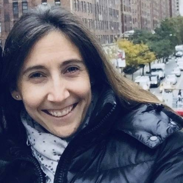Maria Estefanía Millán, M.A.