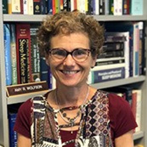 Amy R. Wolfson, Ph.D.