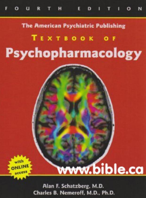 textbookofpsychopharmaco