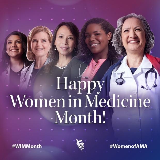 Women in Medicine Month