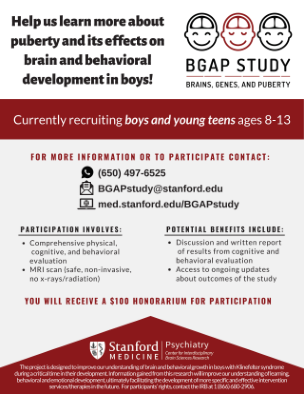 BGAP-Study