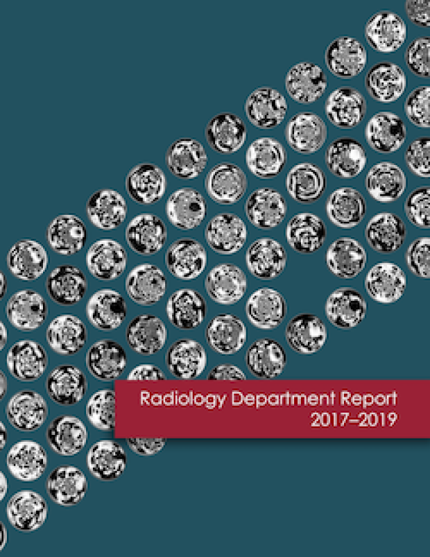 Cover of Radiology Report