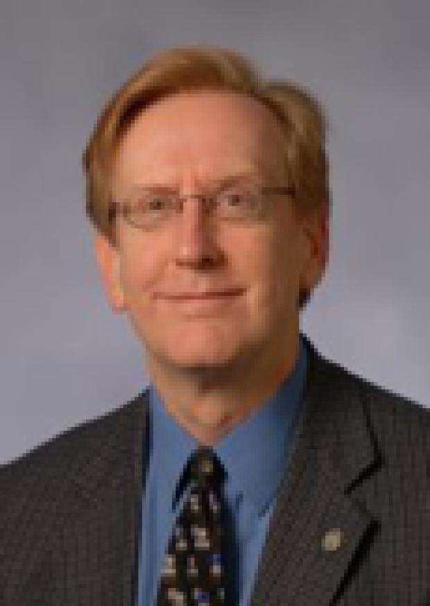 Photo of Richard B. Gunderman