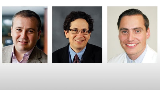 Drs. Demirci, Rubin, & Willmann Received 2017 Academy for Radiology & Biomedical Imaging Research Distinguished Investigator Award