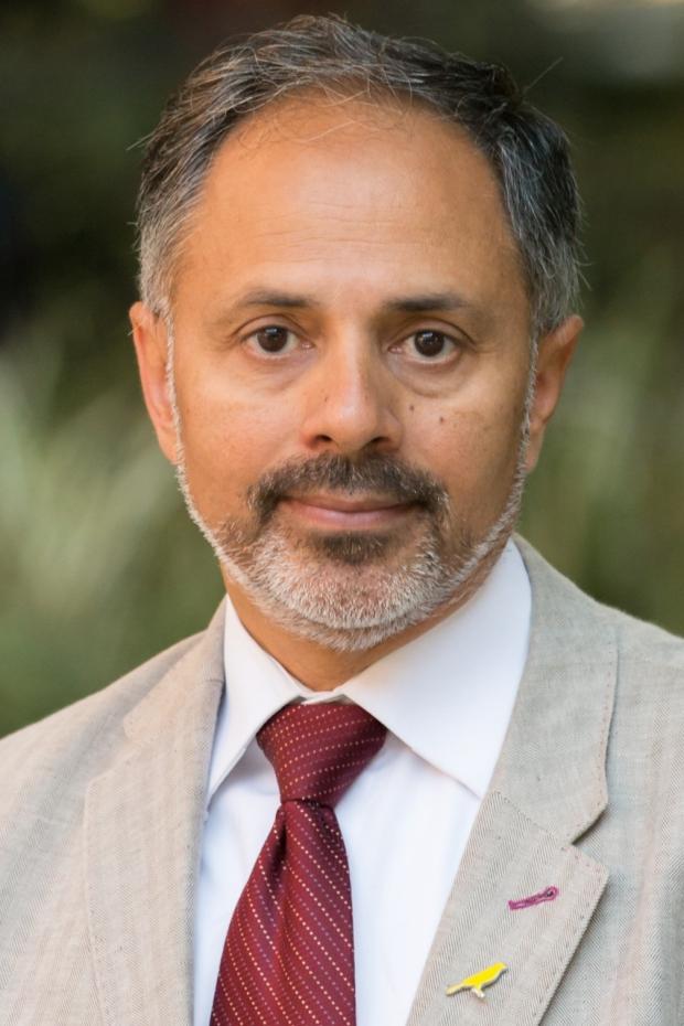 Photo of Sanjiv Sam Gambhir, MD, PhD, 2017