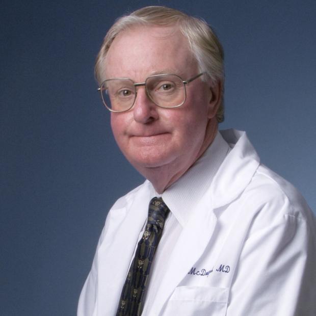 Dr. McDougall Lifetime Honorary Medical Staff Award