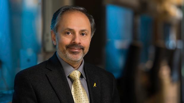 Dr. Gambhir Received 2018 Benedict Cassen Prize for Research in Molecular Imaging