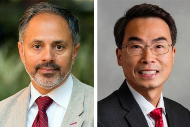 Dr. Gambhir and Dr. Wu Recognized as Highly Cited Researchers of 2018