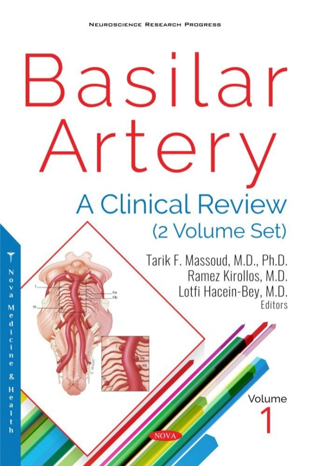 Cover of Basilar Artery: A Clinical Review