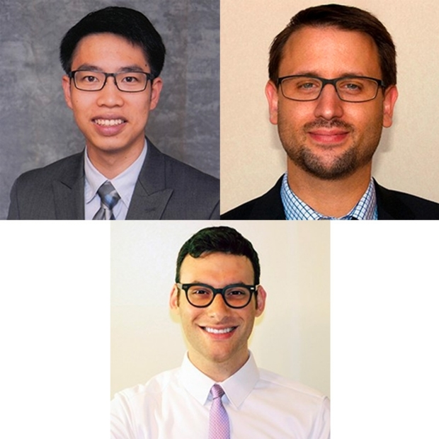 Drs. Tse, Wentland, and Wolman Received RSNA Residents Research Grants