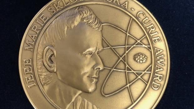 Dr. Sanjiv Sam Gambhir Received IEEE Marie Sklodowska-Curie Award