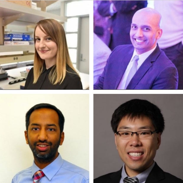 Academy for Radiology & Biomedical Imaging Research Council of Early Career Investigators in Imaging (CECI2) Class of 2020