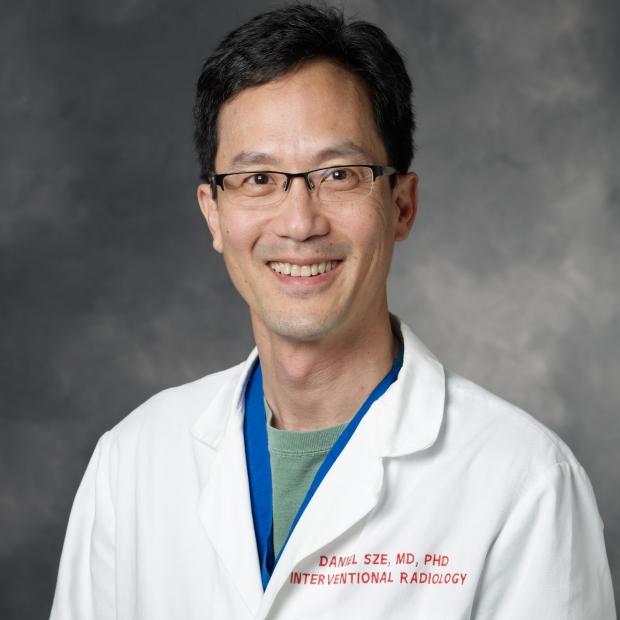 SIR Selects Daniel Sze, MD, PhD, as Incoming JVIR Editor-in-chief